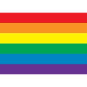 Classic Gay Pride Rainbow