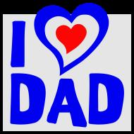 Vatertag Shirt: I love dad