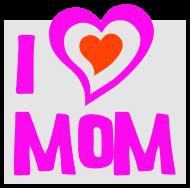 Muttertag Shirt: I love mom