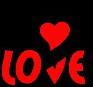 Muttertag Shirt: Herz mit Text