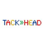 Tackhead logo colourful