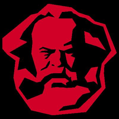 Karl Marx - Karl Marx für dunklen Untergrund - sozial,revolutionär,revolution,recht,radikal,philosoph,links,kommunistisch,anti,Sozialist,Recht auf Arbeit,Philosophie,Nischel,Marx,Manifest,Lenin,Kommunist,Karl Marx Stadt,Karl Marx,Internationale,Engels,Chemnitz,Arbeiter und Bauernstaat,Arbeiter,Antifa