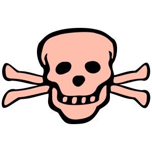 skull tattoo style