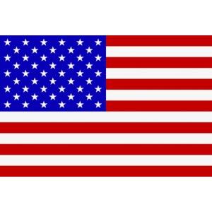 USA Flagge groß