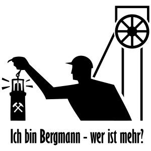 Ich bin Bergmann - wer ist mehr?