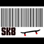 CODE BARRE SK8