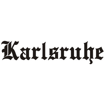 Karlsruhe - Karlsruhe, Stadt, Stadtname, town, city, Ultras, Ultras Fans, Fans, Fussball, Fußball, Sport, 90 Min., Spiel, Game, Stadrundfahrt, Fußballstadion, Stadion, offiziell, Fanartikel, Fanzubehör, T-Shirt, Kleidung, Textil, Shirt - stadtname,stadt,offiziell,kleidung,fußball,fussball,fans,city,Ultras Fans,Ultras,Town,Textil,T-Shirt,Stadrundfahrt,Stadion,Sport,Spiel,Shirt,Karlsruhe,Game,Fußballstadion,Fanzubehör,Fanartikel,90 min