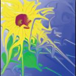 sunflower_vign