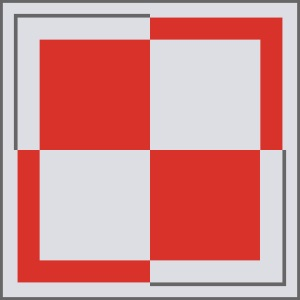 Szachownica - znak polskiego lotnictwa