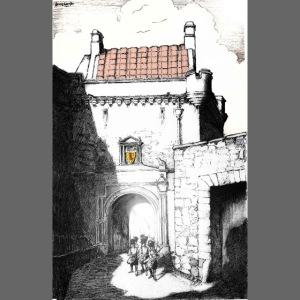 Edinburgh Castle s Argyll Tower
