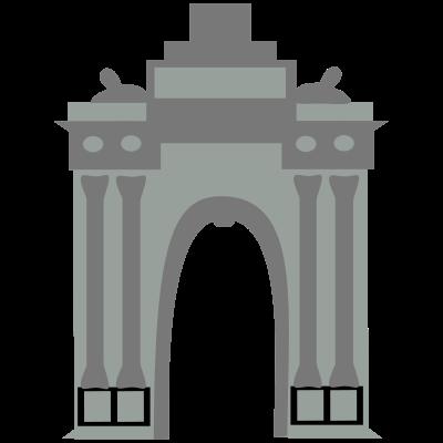 speyerer tor,stadttor frankenthal pfalz - das speyerer tor ist neben dem wormser tor eines der beiden stadttore von frankenthal pfalz. - worms,strohhutfest,stadttor,rhein,kurpfalz,frankenthal,Speyer,Rheinland,Pfalz,Burg