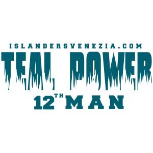 teal power
