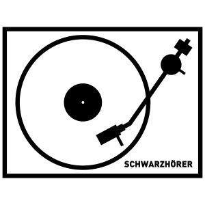 Schwarzhörer 2 Plattenspieler