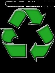 Motif ~ env_recyclage_texte_noir