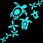 blumige Wasserschildis