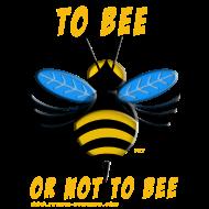 Motif ~ bee_texte_jaune