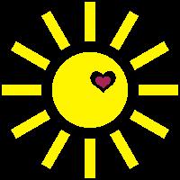 Sonne - Sonne - Wetter - holiday-heart - herz