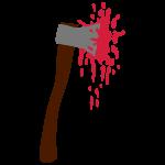 Beil Blut