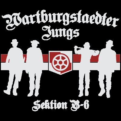 wartburgstädter jungs - erfurt fans wartburgkreis - erfordia