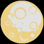 mond / moon (2c)