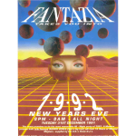 New Year 91/92 Flyer