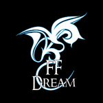 FFDream Bleu - Carré