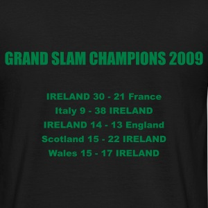 Men's Grand Slam Ireland Heart T-Shirt - Men's T-Shirt