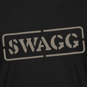Tshirt Approved Swagg (logo camouflage) - T-shirt Homme