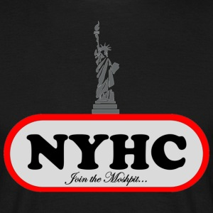 New York Hardcore - Join the Moshpit - Männer T-Shirt