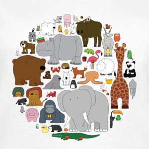 The Animal Kingdom - Women's T-Shirt