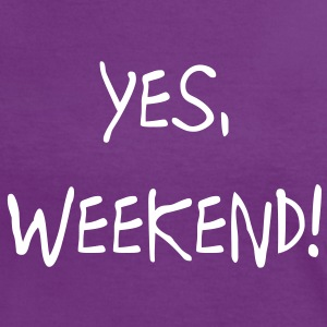 Yes, Weekend! Tee shirts - T-shirt contraste Femme
