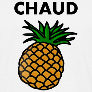 Chaud Ananas - T-shirt Homme