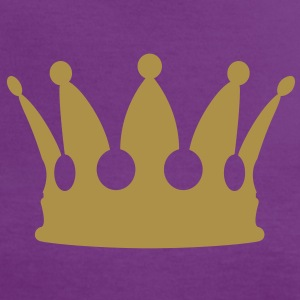 Golden crown - Women's Ringer T-Shirt
