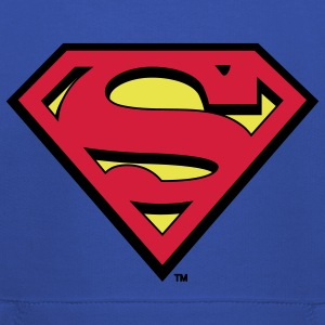 Sweat-shirt pour enfants Superman S-Shield en flex - Pull à capuche Premium Enfant
