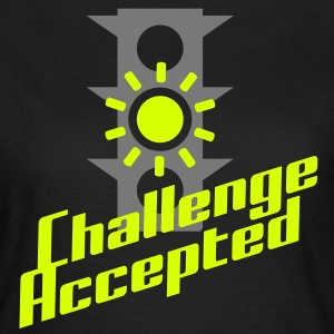 Challenge Accepted - Autonaut.com - Women's T-Shirt