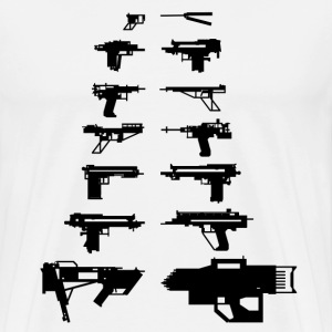 TOY GUNS - Männer Premium T-Shirt