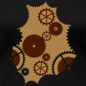 Clockwork Shirt - Frauen Premium T-Shirt