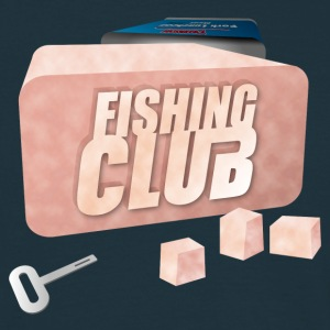 Fishing Club - Men's T-Shirt