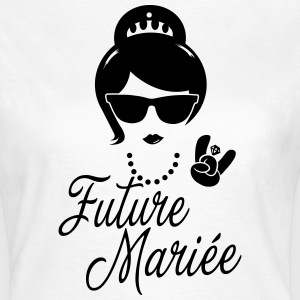 Favori Tee shirt Équipe de la future Mariée Enterrement Vie EVJ | Spreadshirt TH87