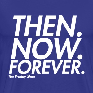 Rangers: Then, Now, Forever. Men's Tee - Men's Premium T-Shirt