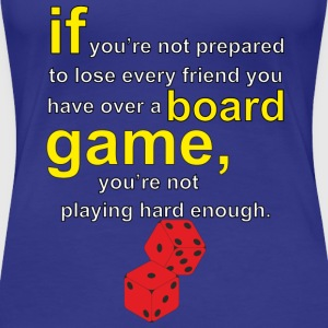 Board gamer - Women's Premium T-Shirt
