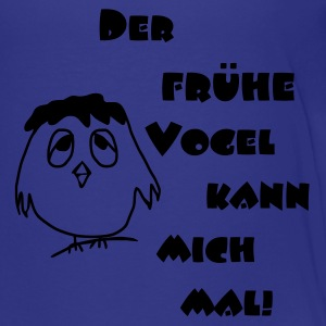 Der frühe Vogel.... VOL.III - Teenager Premium T-Shirt