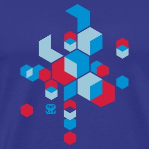 cubist - Men's Premium T-Shirt