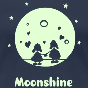 Moonshine - Women's Premium T-Shirt