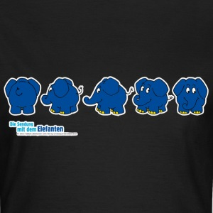 Kleiner Elefant T-Shirt  - Frauen T-Shirt