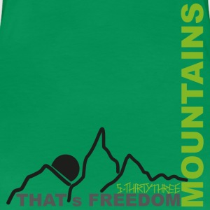S33 Mountains T-Shirts - Frauen Premium T-Shirt