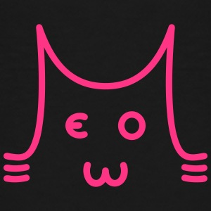 Meow cat - Teenage Premium T-Shirt