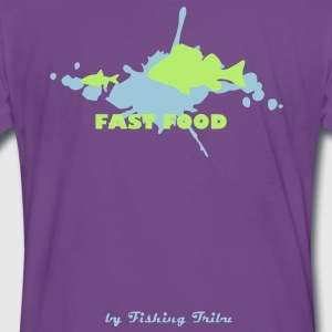 Fast Food perche - T-shirt Premium Homme
