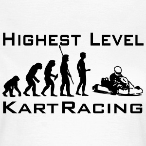 Highest Level Kart Racing! T-Shirts - Frauen T-Shirt
