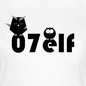 Nachteulen 0711 Logo Shirt - Frauen T-Shirt